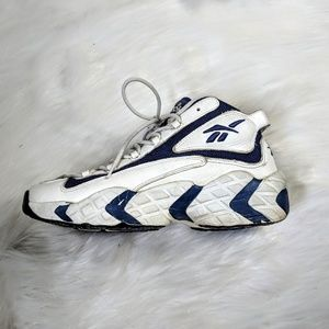 Vintage 90's Reebok Basketball Shoes